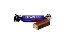"""Конфеты """"Карамелло"""" с темным печеньем"""