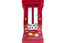 Жевательное драже U Too Fruity 24г