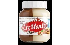 Шоколадная паста CreMonte Duo 400г