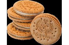 """Печенье """"Наполеон"""" сэндвич со вкусом шоколада"""
