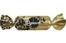Конфеты  1 кг (в уп. 6кг) «Фуршет» с комбинированными конфетными массами с кремовой начинкой глазированные вес