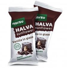 Халвичные конфеты глазированные