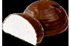 """Зефир """"Sla Sti"""" глазированный вкус ванили"""