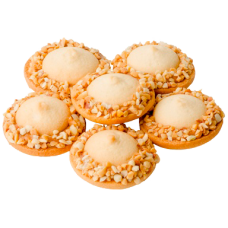 """Печенье """"Ням-ням"""" с арахисом"""