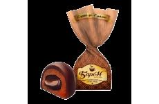 Конфеты глазир. 4кг «Барон-де-Гролье баварский шоколад» с комбинир. корп. весовой