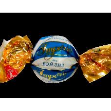 """Конфеты 1 кг (в уп 4 кг) """"SweetLife"""" """"Imperio"""" вкус Бейлиз глазир. с комбинированным корпусом весовой"""