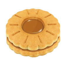 """Печенье сах. 1,2 кг """"PICHKAR"""" """"Лиро Ирис"""" сэндвич, весовой"""