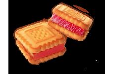 """Печенье """"Сэндвич с мармеладом"""""""