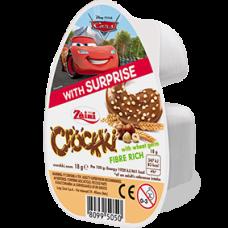 """Шоколадная паста Zaini Crockki """"Тачки"""""""